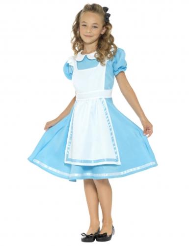 Costume da principessa meravigliosa per bambina