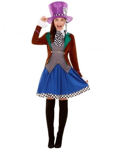 Costume da cappellaio pazzo per donna-1