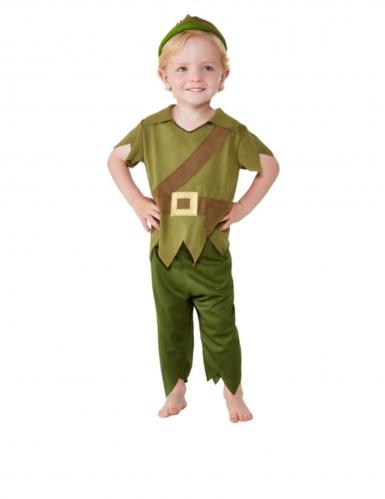 Costume da ladro di legno per bambino