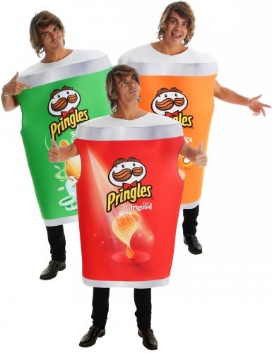 Costume di gruppo Pringles™ Classiche Paprika e Cipolla
