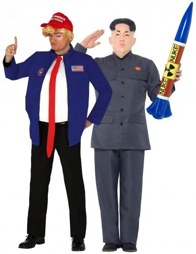 Costume coppia presidente e dittatore