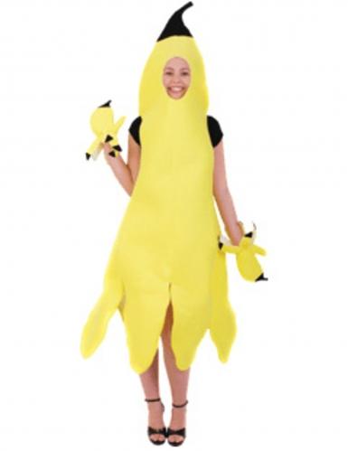 Costume banana sbucciata donna