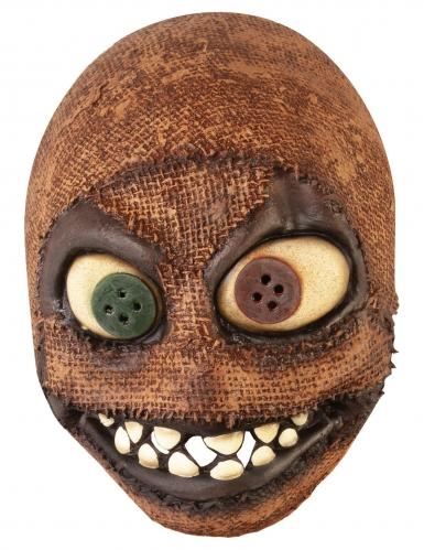Maschera in lattice effetto sacco adulto-1