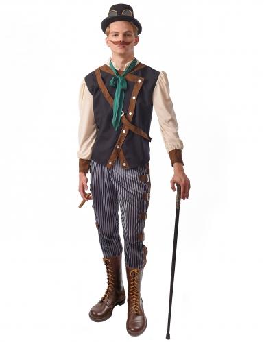 Costume steampunk dandy uomo