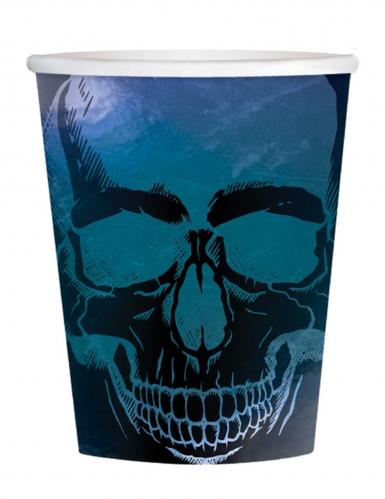 16 Bicchieri in cartone Boneshine Fever 250 ml