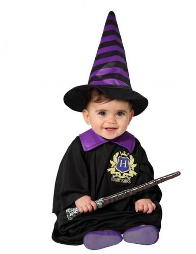 Costume apprendista mago bebè