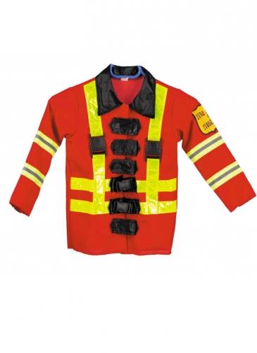 Costume da pompiere con accessori per bambini-1
