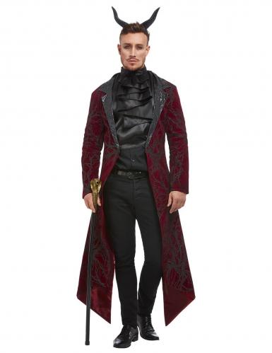 Costume lusso diavolo uomo