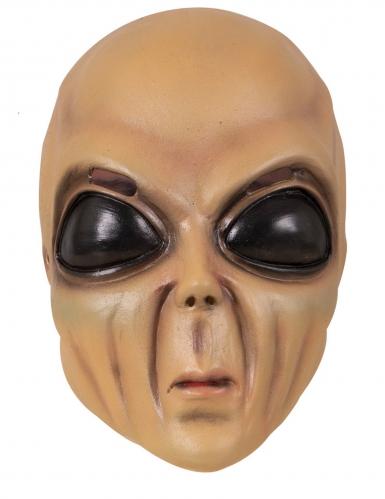 Maschera integrale in lattice alieno adulto