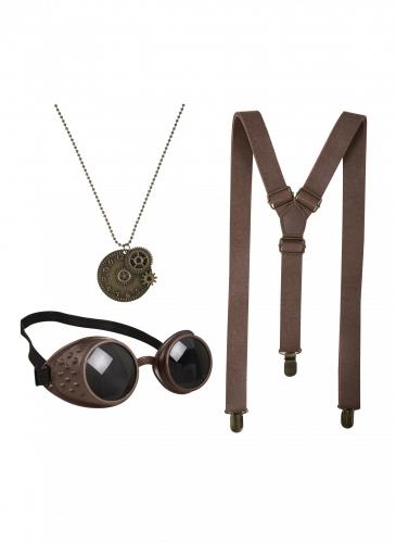 Kit accessori Steampunk