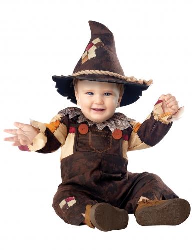Costume spaventapasseri bebè