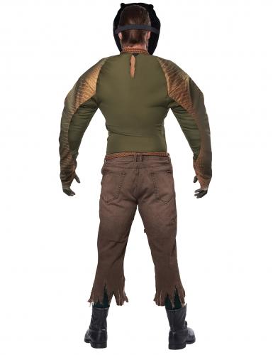 Costume uomo coccodrillo adulto-2