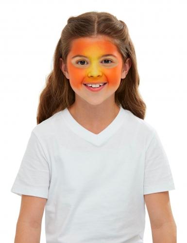 Kit trucco e accessori da tigre per bambino-2