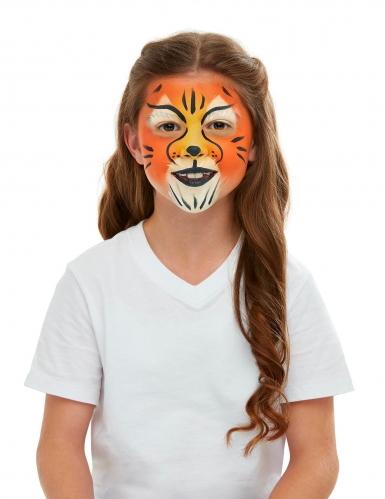 Kit trucco e accessori da tigre per bambino-3