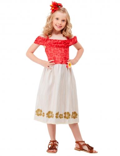 Costume principessa hawaiana bambina