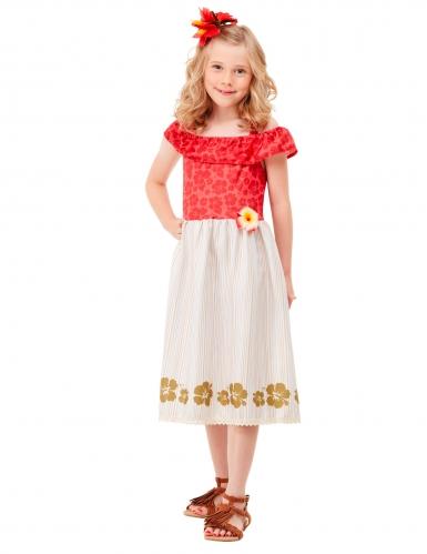 Costume principessa hawaiana bambina-1