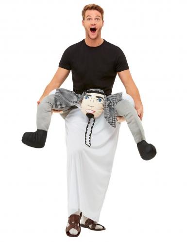 Costume uomo su sceicco arabo adulto