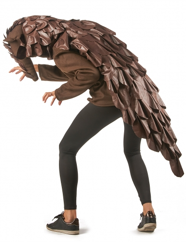 Costume pangolino adulto