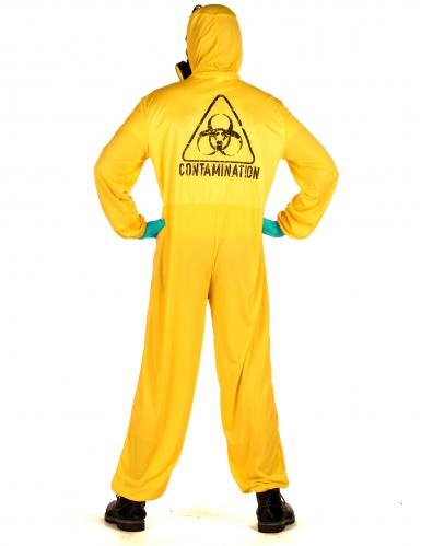 Costume tuta anti contaminazione per adulto-1