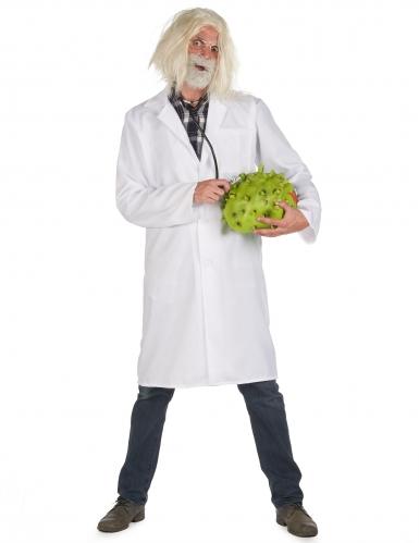 Costume camice da dottore adulto-1