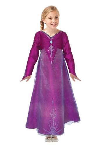 Costume viola Elsa Frozen 2™ bambina