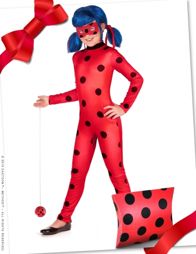 Cofanetto regalo travestimento e accessori Ladybug™