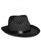 Cappello borsalino a righe per adulti