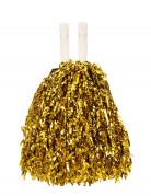 Pon pon oro metallizzato