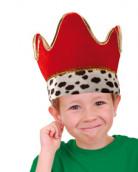 Corona da re bambini