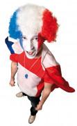 Parrucca per i tifosi della Francia adulti