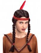 Parrucca da indiana donna