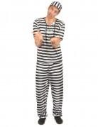 Costume carcerato uomo