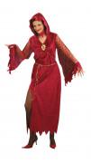 Costume donna delle tenebre donna Halloween