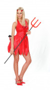 Costume diavolessa donna Halloween!