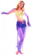 Costume danzatrice orientale donna