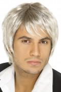 Parrucca da boy band bionda uomo