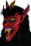 Maschera da demone adulto Halloween
