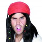 Dentiera da pirata uomo