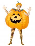 Costume zucca gonfiabile adulto Halloween