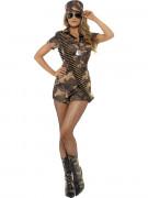 Costume militare sexy donna