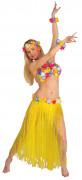 Set Hawaii gialla donna