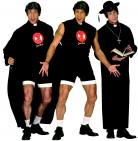 Costume convertibile prete e wrestler