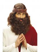 Parrucca Barba da profeta uomo