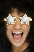 Occhiali stelle da superstar