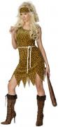 Costume donna delle caverne adulto