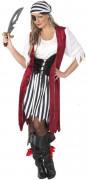 Costume regina dei pirati donna