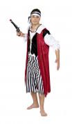 Costume re dei pirati uomo