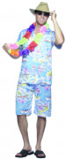 Costume hawaiano uomo