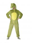 Costume tuta da coccodrillo adulto
