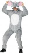 Costume elefante adulti